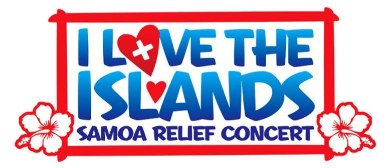 I Love the Islands Samoa Benefit Concert