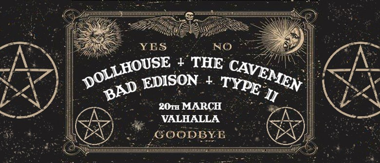 Dollhouse/ The Cavemen