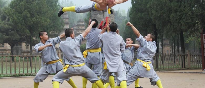 Shao Lin Kung Fu Performance
