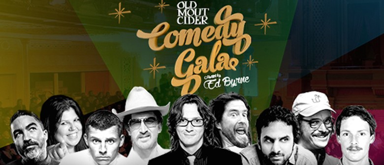 Old Mout Cider Comedy Gala Hosted by Ed Byrne