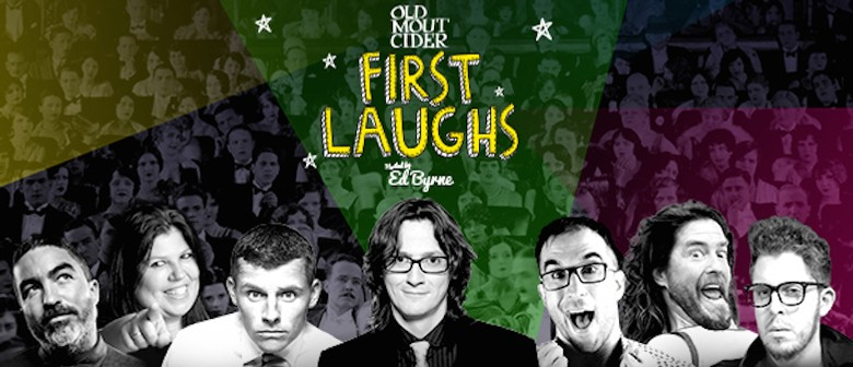 Old Mout Cider First Laughs Hosted by Ed Byrne