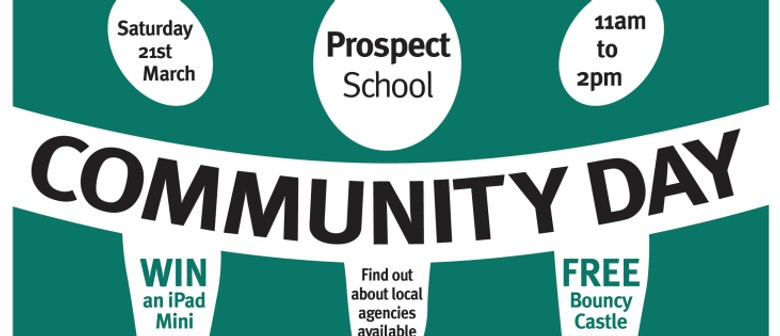 Prospect School Community Day