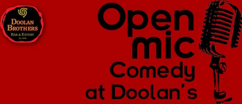 Open Mic Comedy
