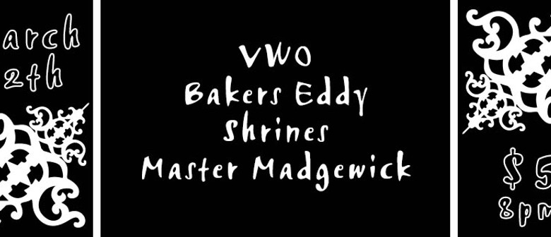 VWO, Bakers Eddy, and guests
