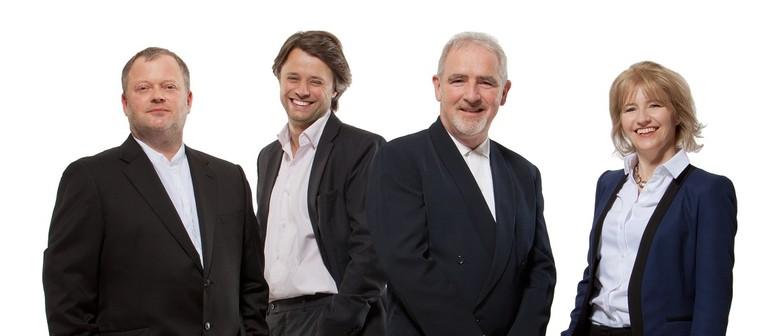 Auckland Arts Festival presents: Brodsky Quartet