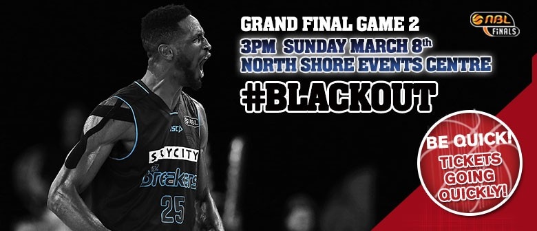 SKYCITY Breakers Grand Final Game 2