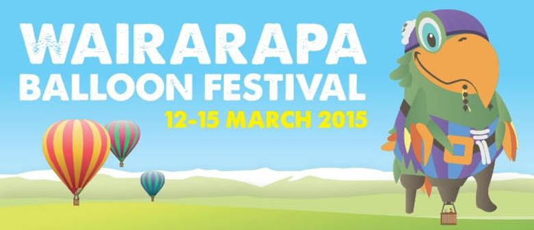 Wairarapa Balloon Festival - Tranzit Burner Parade