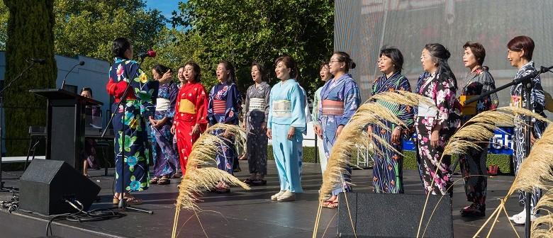 Canterbury Japanese Choir 10th Anniversary Concert
