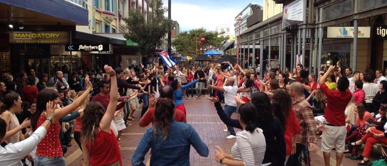 Cuban Fusion Viva Cuba Street Party