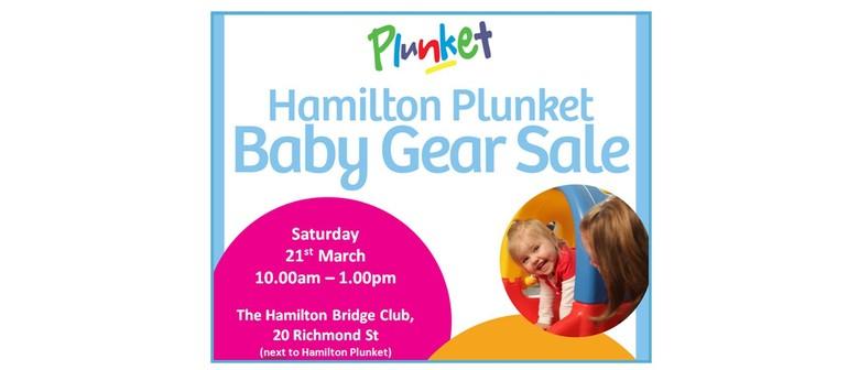 Hamilton Plunket Baby Gear Sale