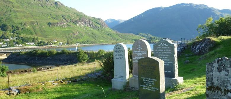 Scottish Highlanders with Bruce McLennan