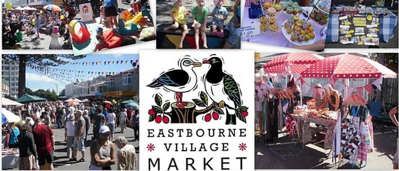 """Eastbourne """"Pre-Easter"""" Market"""