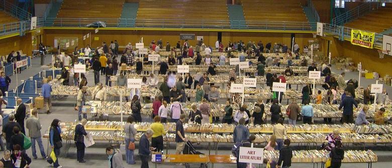 Annual Great Auckland 24Hr Bargain Book Fair