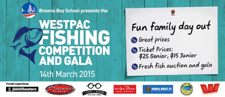 Browns Bay School Fishing Competition & Gala