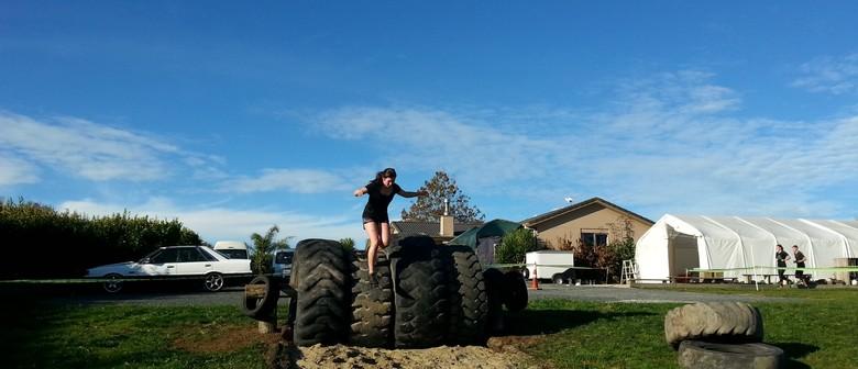 4.5km Mud & Obstacle run