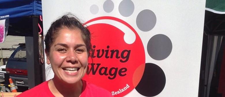 Living Wage Whanau Day