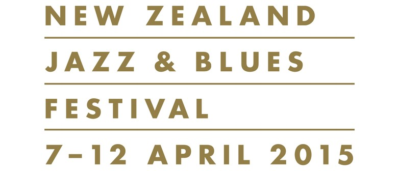 Cavell Leitch NZ Jazz and Blues Festival