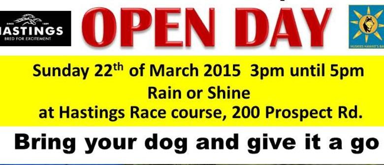 Sled Dog Open Day