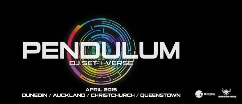 PENDULUM - DJ set (Queenstown)