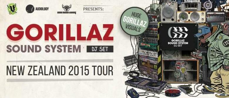 Gorillaz Sound System DJ Set
