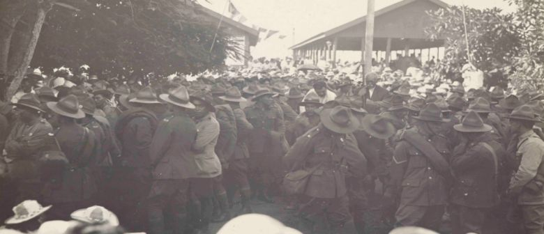 Cook Islands Soldiers of World War One Commemorations