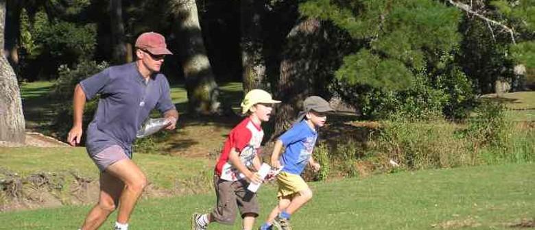 SummerNav Auckland Orienteering Summer Series - Hamlins Hill