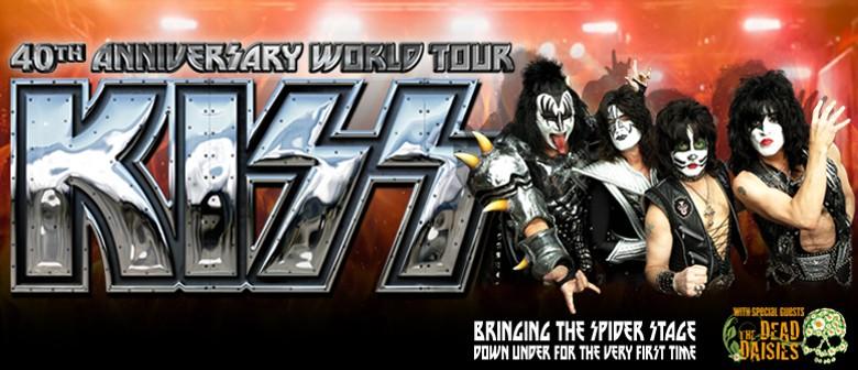 KISS - 40th Anniversary World Tour