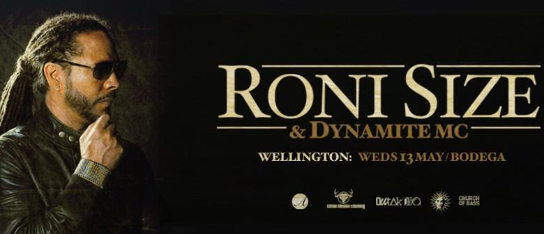 Roni Size & Dynamite Mc