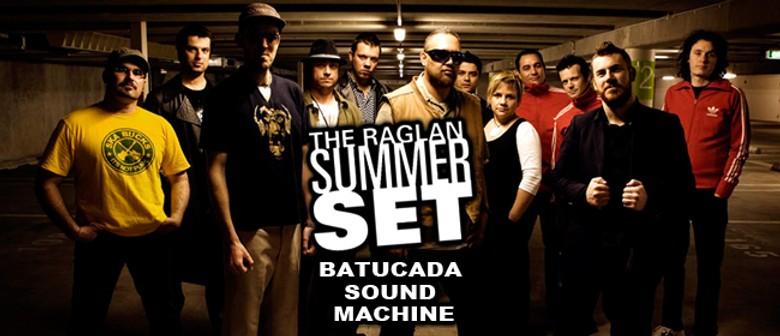 Raglan Summer Set - Batucada Sound Machine