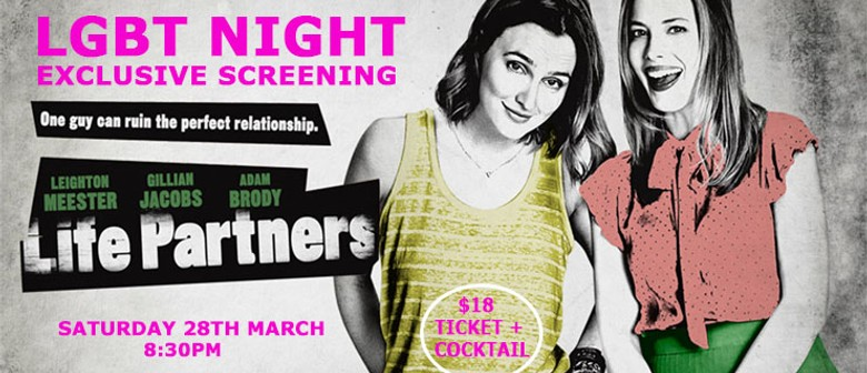 LGBTQ Film Night - Life Partners