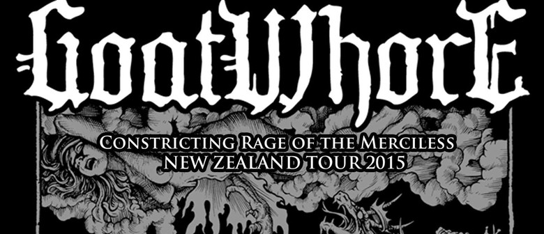 Goatwhore - Constricting Rage of the Merciless Tour