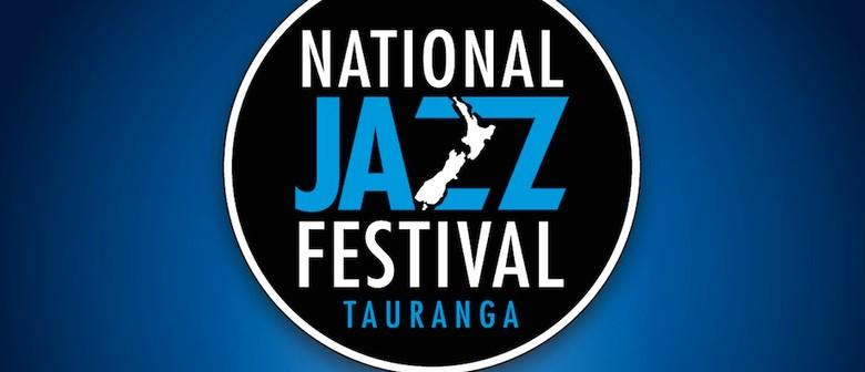 Tauranga National Jazz Festival