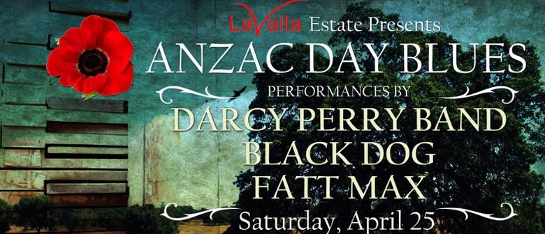 Anzac Day Blues 2015