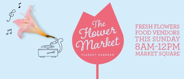 Viaduct Harbour Flower Market