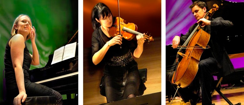 Chamber Music NZ Presents: The NZ Trio