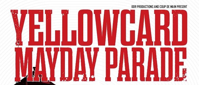 Mayday Parade & Yellowcard