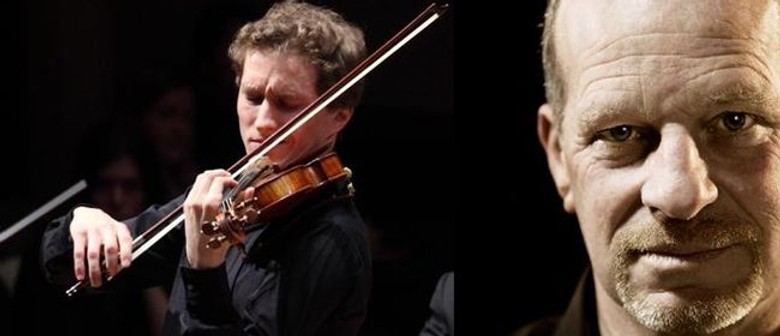 Chamber Music NZ: Josef Špaček with Michael Houstoun