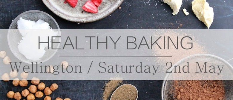 Healthy Baking with Nicola Galloway