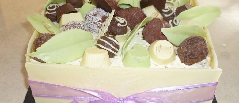 Cake Decorating - A Chocolate Box