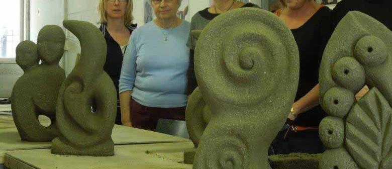 Workshop - Softstone Sculpture