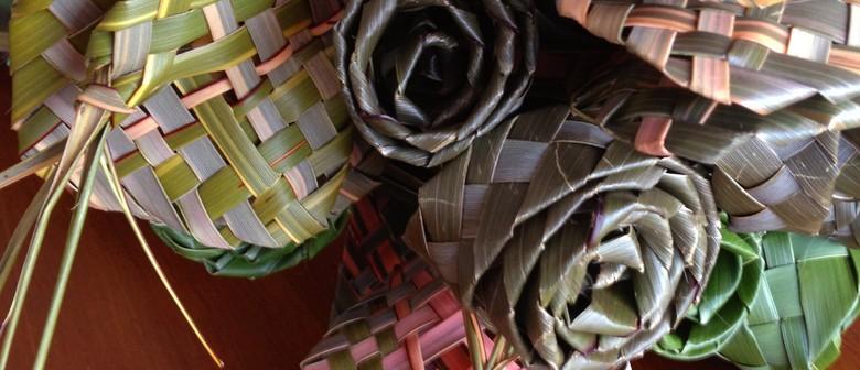 Workshop - Maahi Raraanga - Flax Weaving