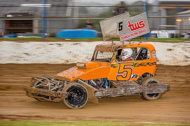 The Webster Sprintcars Midgets Supersaloons