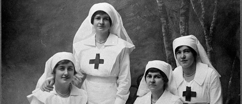 They Couldn't Fight But They Could Nurse: NZ Nurses in WWI