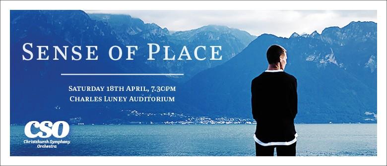 CSO: Sense Of Place