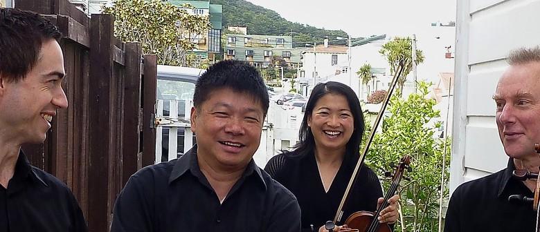 Aroha Quartet plays Haydn, Lilburn & Beethoven
