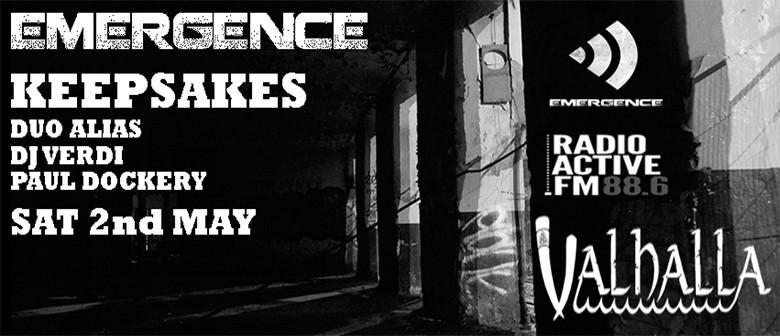Emergence presents Keepsakes
