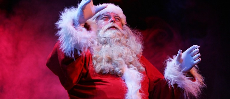 Tim Bray Presents: The Santa Claus Show