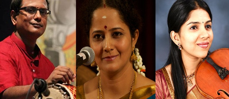 Indian Classical Music: Gayathri Venkataraghavan