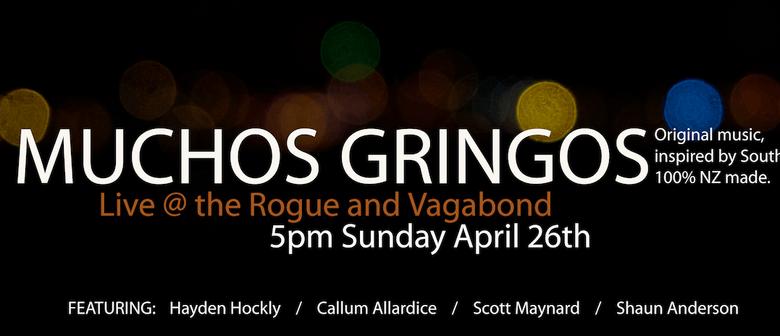 Rogue Sunday Jazz feat. Muchos Gringos