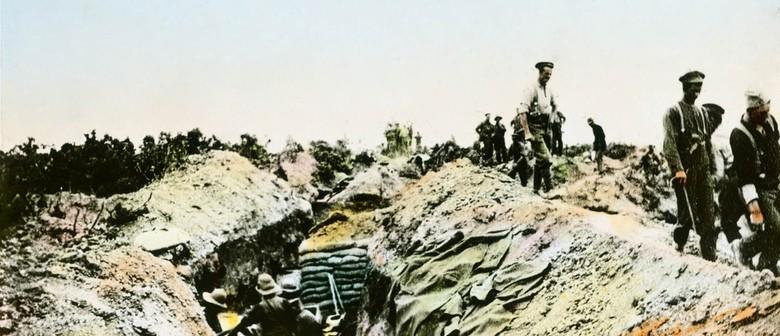 Porirua Anzacs At Gallipoli